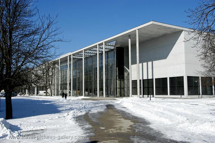 Munich Art Galleries Modern