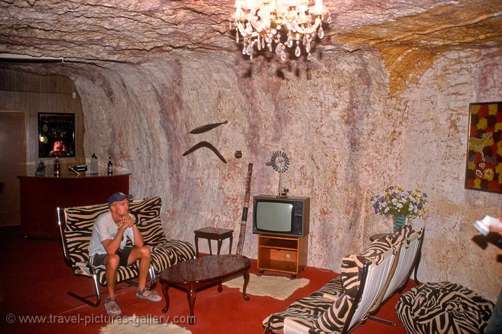Pictures Of Australia Coober Pedy Adelaide 0024 In A Cave Apartment Coober Pedy