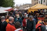 Salamanca Place open air market, Hobart