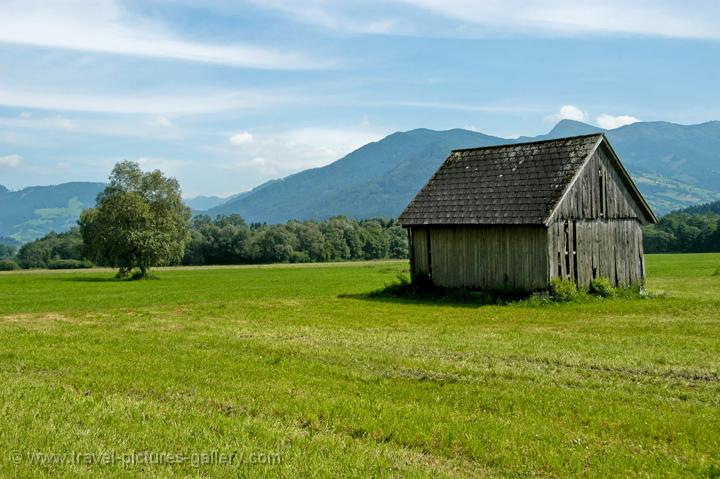 Pictures of Austria - Countryside - Mountains - Enns Valley National Park Region