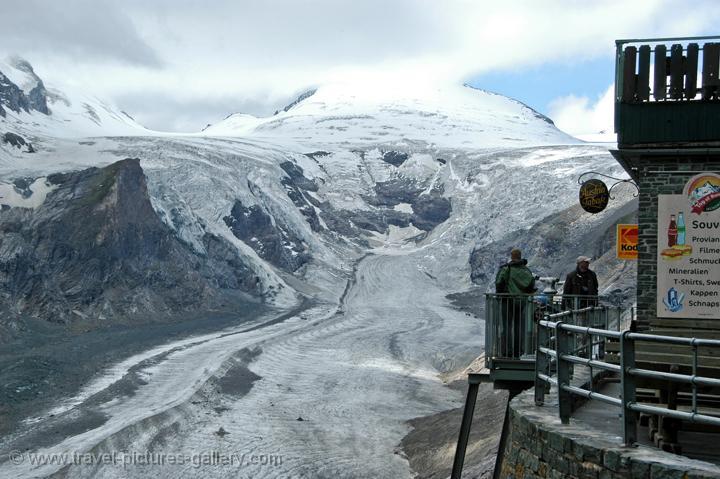 Grossglockner, Pasterze Glacier, National Park Hohe Tauern