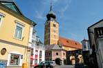 Oberösterreich, Steiermark a typical town