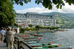 lakeside hotel, Zell am See