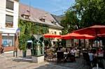 outdoor cafe, Schladming