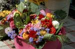 flowers at Schladming market