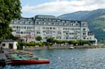 Pictures of Austria - Countryside - Mountains - lakeside hotel, Zell am See