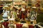 puppets in Mozart style