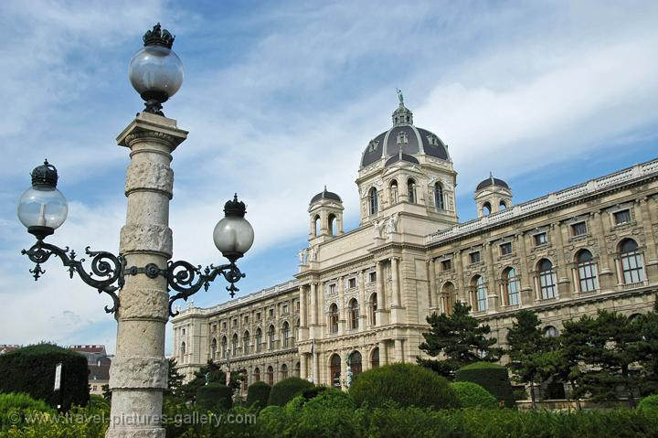Pictures of Austria - Vienna - Natural History Museum, Maria-Theresien Platz