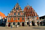 Pictures of Latvia - House of Blackheads (guild house), Riga