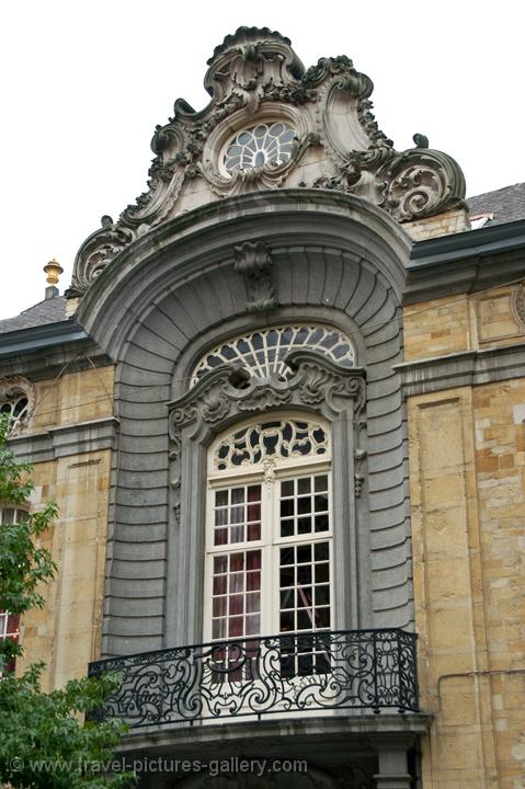 Travel Pictures Gallery Belgium Antwerp 0020 The Rococo Style Osterrieth House On The Meir