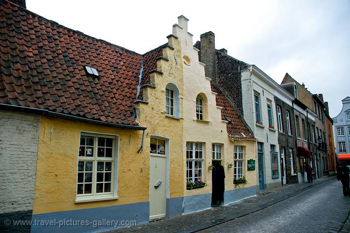 Travel pictures gallery belgium bruges 0007 17th for Houses pictures gallery