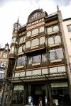 the Old England Art Nouveau building