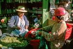 buying coca leaves and dynamite sticks for the mine visit