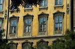 Pictures of Hungary - Budapest - typical 1900's house, Pest