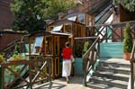 Pictures of Hungary - Budapest - Castle Hill Funicular