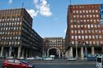 socialist architecture, apartment building, Pest