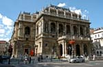 Pictures of Hungary - Budapest - Budapest Opera House