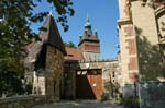 Pictures of Hungary - Budapest -Vajdahunyad Castle, Városliget, City Park