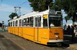 tram, streetcar, Buda