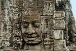 faces of the Bayon, Angkor Thom