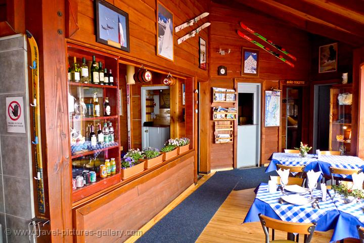Pictures of Chile - Puerto Varas-0022 - ski hut restaurant on the ...