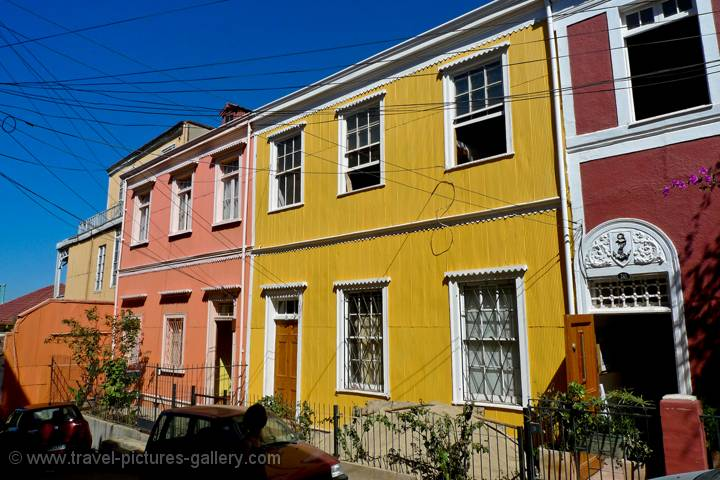 Painted Houses Gallery