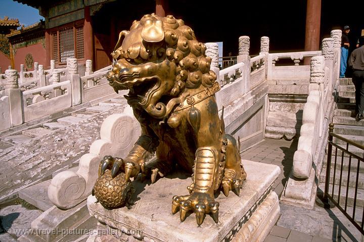 Mythical Lion