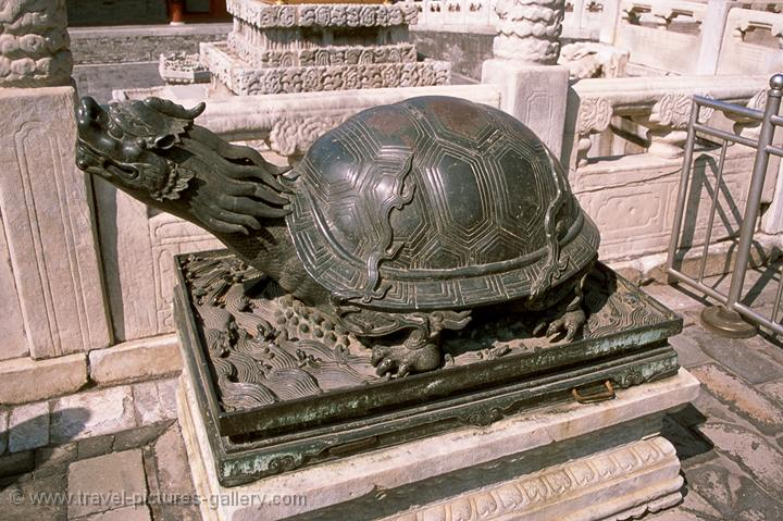 Forbidden City Dragon Turtle