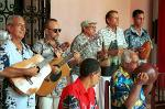 Cuban band, 250th anniversary, Havana