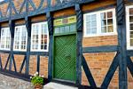 traditional half-timber architecture, Ribe