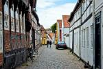 Ribe (Jutland), is the oldest town in Denmark