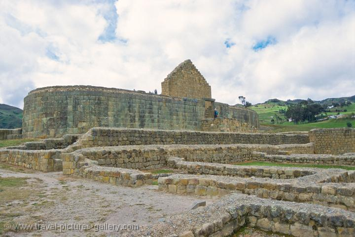 the temple of the sun, Inca architecture