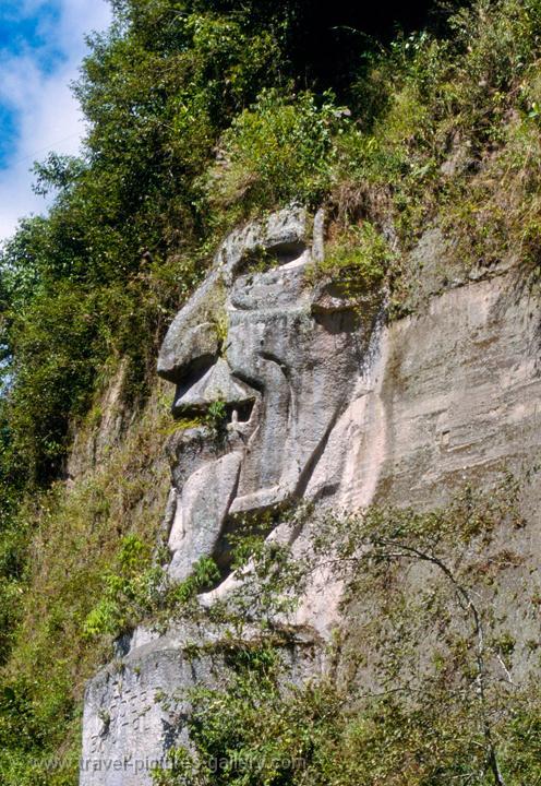 La Cara Del Diablo Ecuador