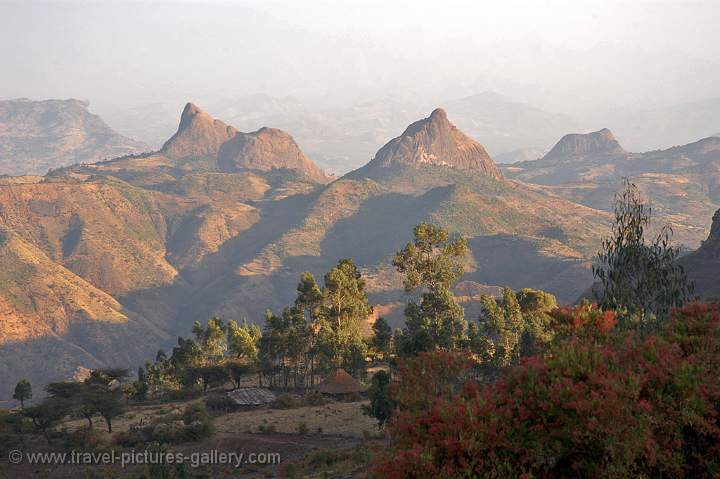 Simien Mountains, near Gonder (Gondar)
