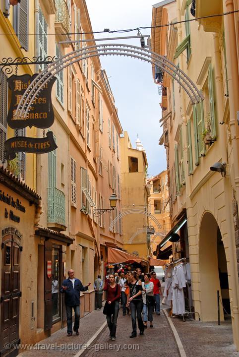 Pictures Of Monaco Monte Carlo 0020 Monaco Ville Streets