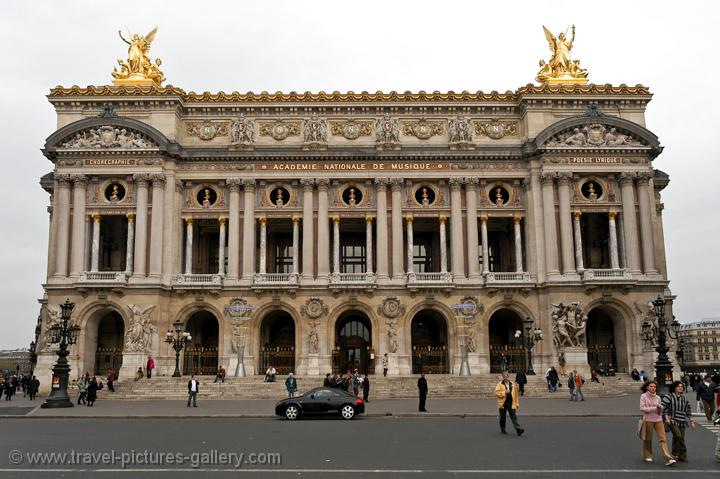 ... of France - Paris-0099 - l'Opera, the National Academy of Music: www.travel-pictures-gallery.com/france/paris/paris-0099.html
