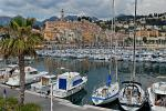 marina and old town, Menton