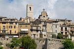 the artists town of Saint Paul de Vence