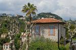 villas in the hills near Menton