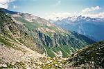 trekking in the Vanoise National Park