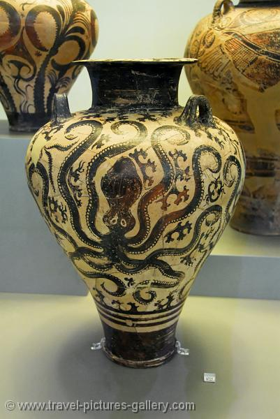 Pictures Of Greece Archeological Museum 0056 Greek Art Vase