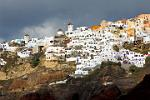 the picturesque village of Oia