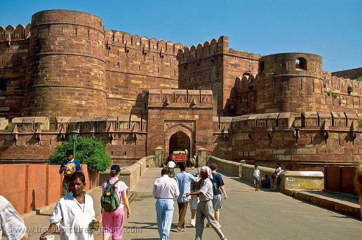 Agra Fort, main gate