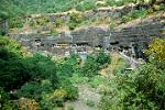 the Buddhist caves of Ajanta, a Unesco World Heritage Site