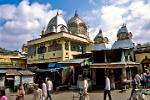 the name of the city is derived from the Kalighat, Kali Temple