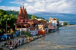 Haridwar, the holy mother Gangga, the River Ganges