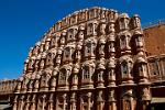 the Hawa Mahal, or 'Palace of the Winds'