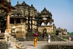 Devi Jagadamba Temple, temples at Khajuraho were built from 950-1050 AD