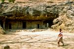 the Elephanta Island Cave Temple
