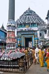 the temple of Jagannath, an incarnation of Vishnu